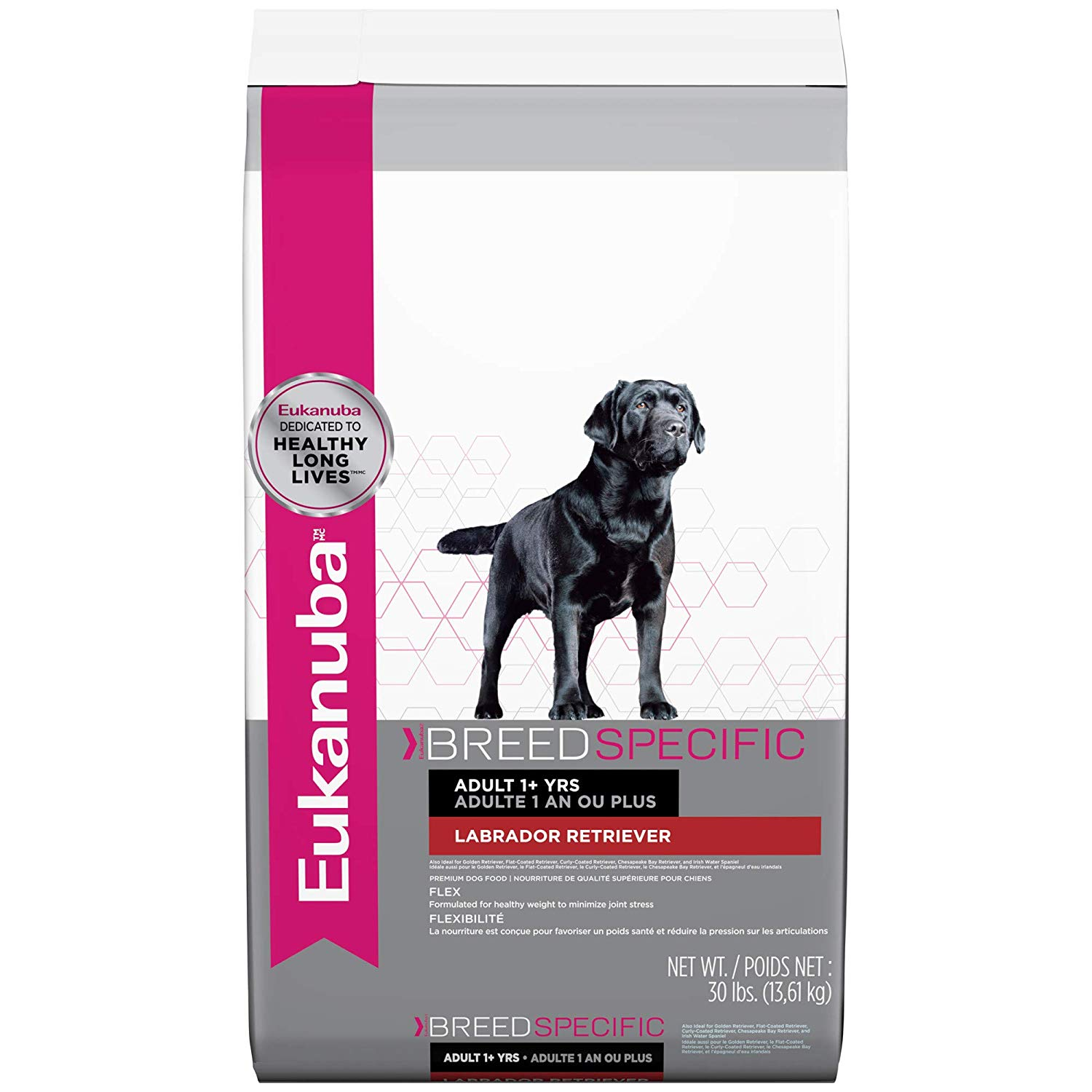 Eukanuba Breed Specific Dry Dog Food Labrador Retriever