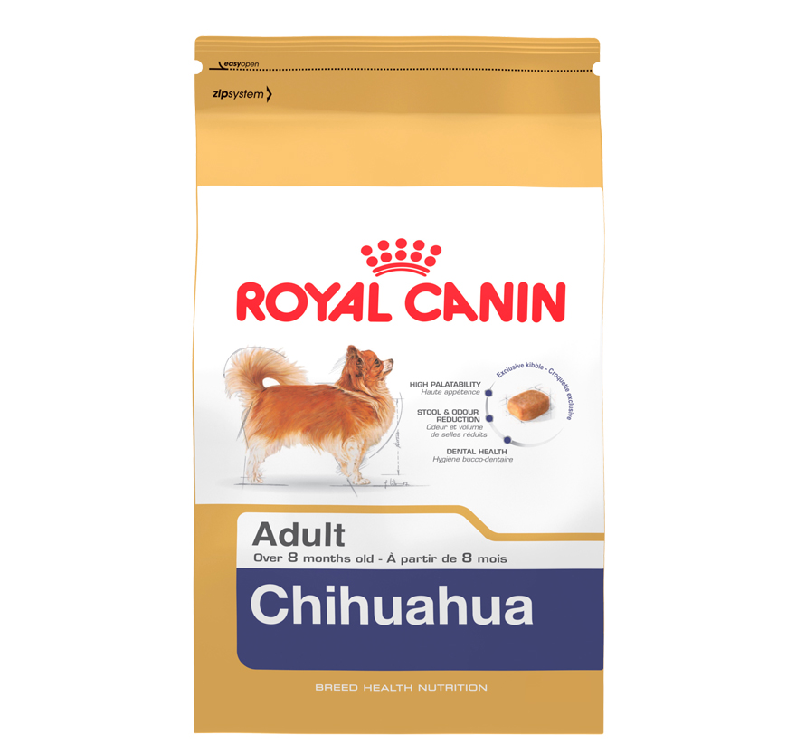 Корм ROYAL CANIN CHIHUAHUA ADULT