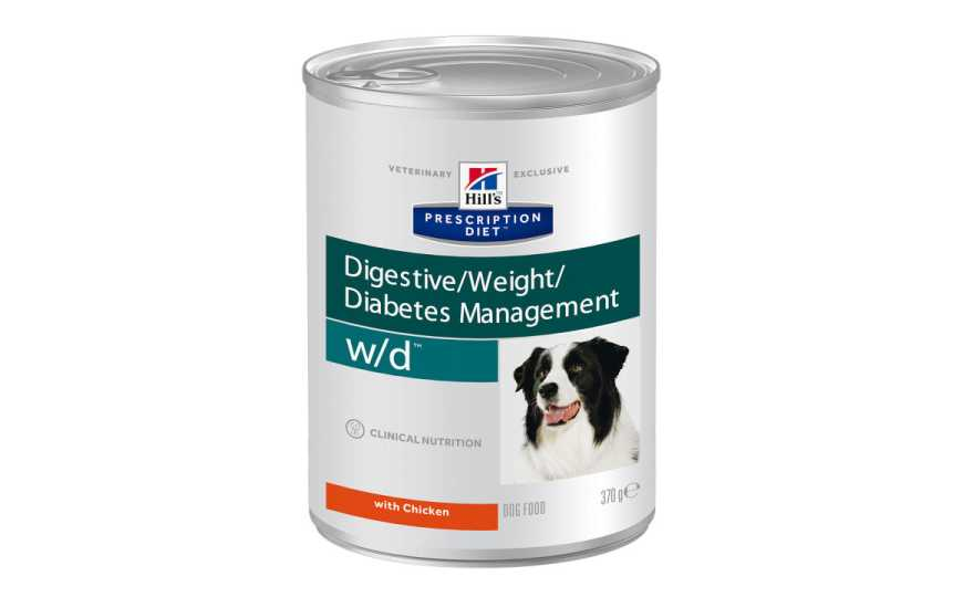 Hills Prescription Diet Canine WD