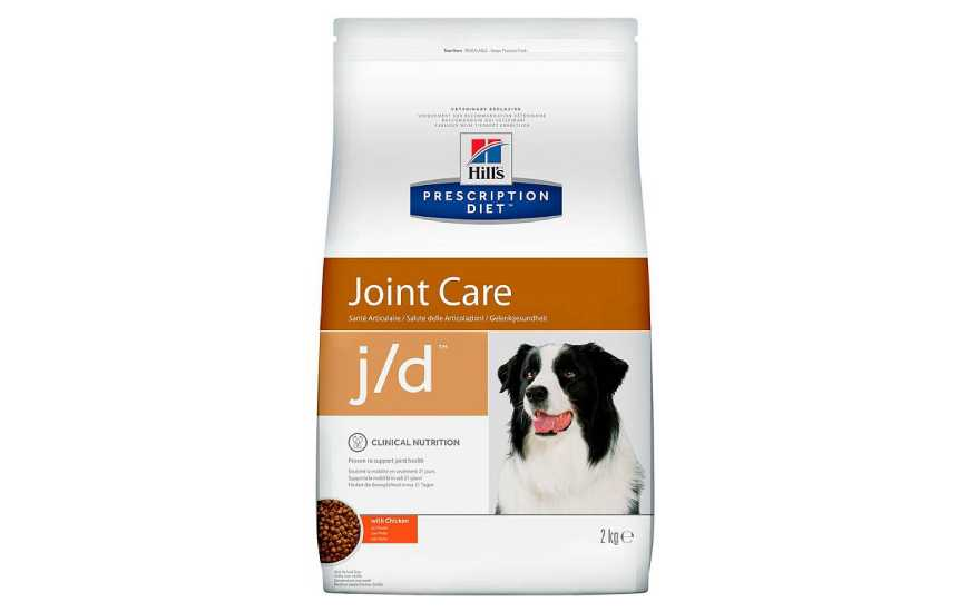 Hills Prescription Diet Canine jd