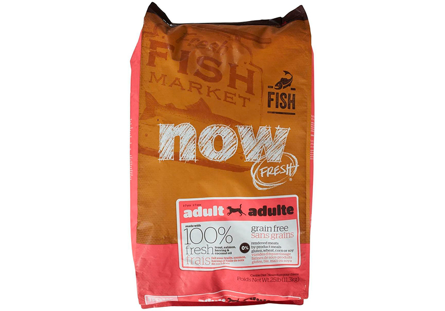 Корм Now Fresh Adult Dog Fish для собак