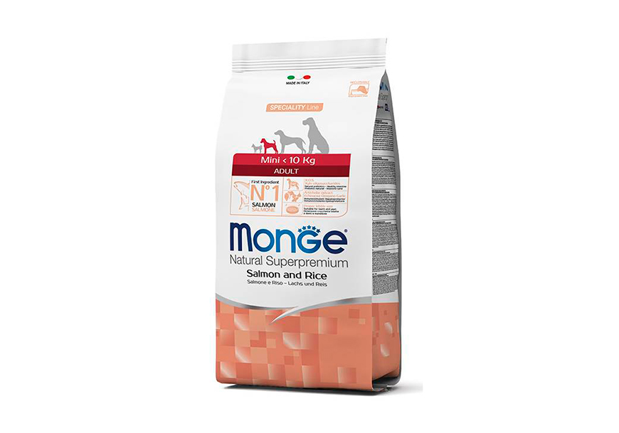 Monge Mini Adult Salmone