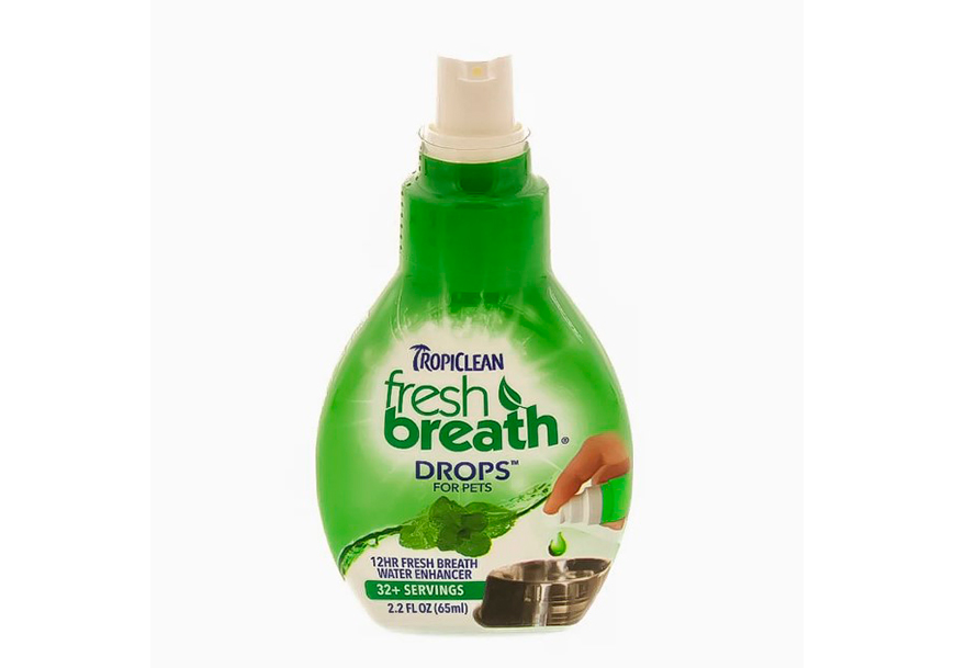 Капли Fresh Breath Drops TropiClean для собак