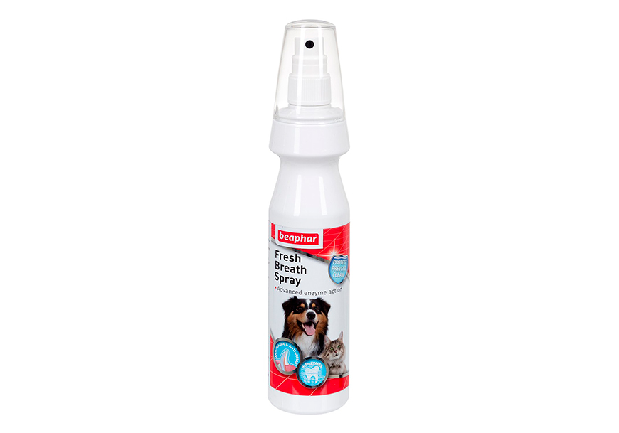 Спрей Fresh Breath Spray Beaphar для собак